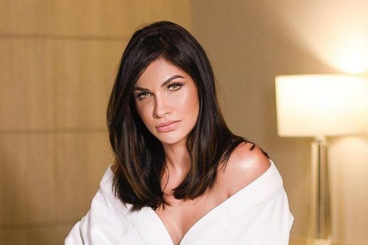 A modelo Andressa Suita - Reprodução: Instagram