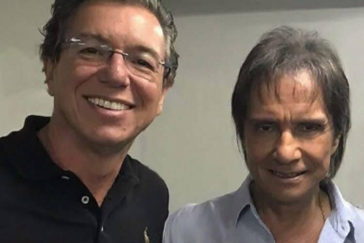 Especial de Roberto Carlos este ano ainda é incerto na Rede Globo - Foto: Reprodução/Instagram@robertocarlosoficial