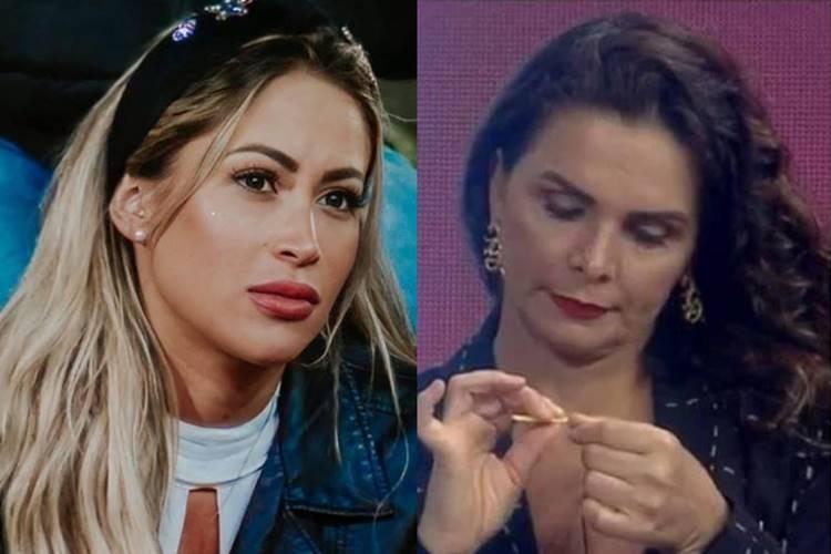 Após reality, Carol Narizinho relata que Luiza Ambiel a deixou no vácuo - Foto: Reprodução/ Playplus/ montagem Área VIP