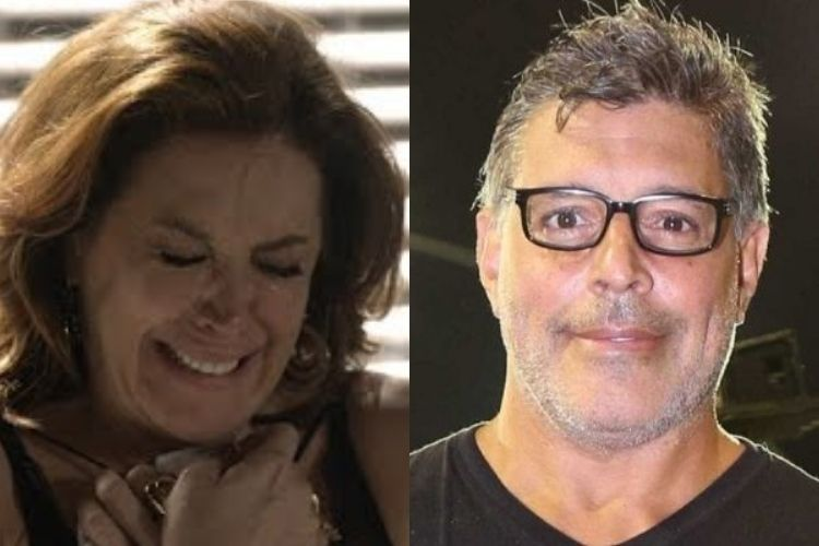 Claudia Raia e Alexandre Frota - Reprodução: Instagram (Montagem: Área VIP)