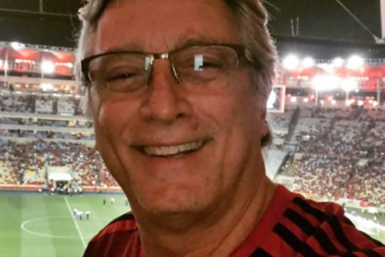 Eduardo Galvão, internado com Covid-19, tem estado de saúde atualizado pela filha - Foto: Reprodução/Instagram
