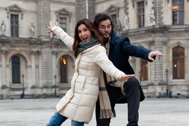 Fátima Bernardes celebra aniversário de namorado, Túlio Gadêlha: ''Te amo'' - Foto: Reprodução/Instagram@fatimabernaerdes