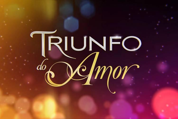 Logo - Triunfo de Amor (Divulgação/SBT)