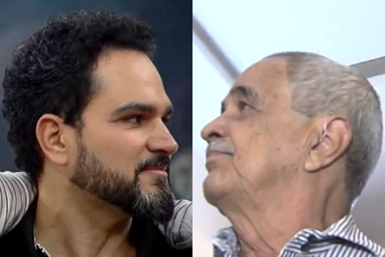 """Sertanejo Luciano Camargo recorda perda  do pai e lamenta: """"Não pude receber um abraço"""""""