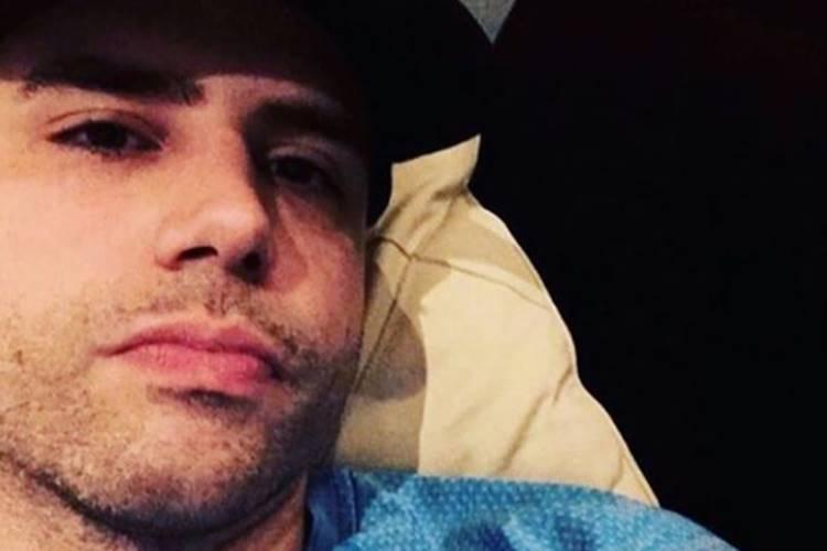 Luiz Bacci revela que testou positivo para o novo Coronavírus - Foto: Reprodução/Instagram@luizbacci