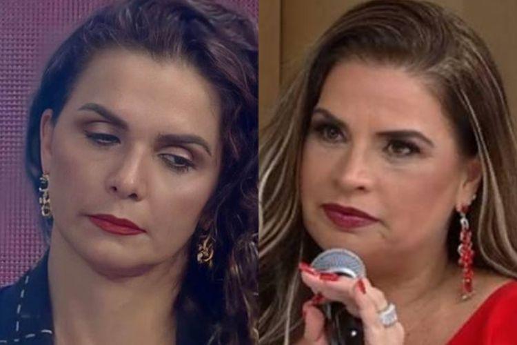 Luiza Ambiel e Solange Gomes - Reprodução: Instagram (Montagem: Área VIP)