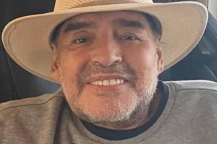 Maradona/ Instagram