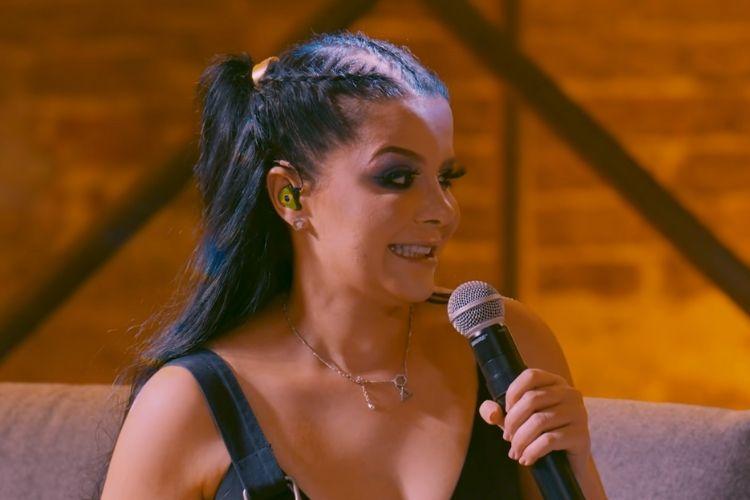 A cantora sertaneja Maraisa - Reprodução: YouTube