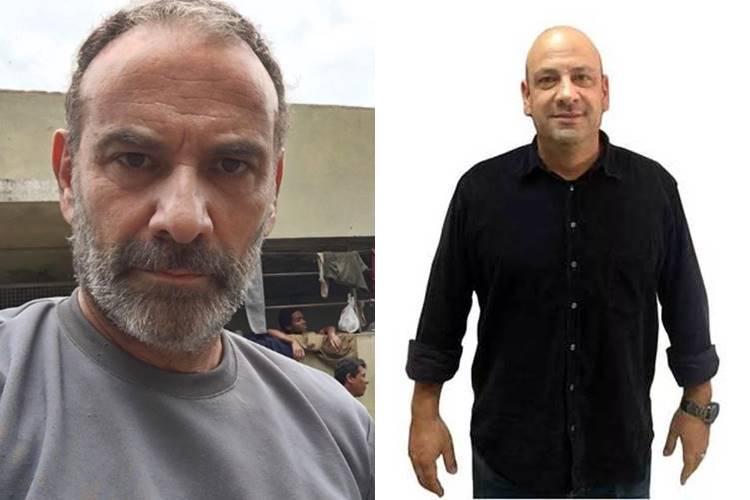 Carro de irmão do ator Marco Ricca é encontrado após seis anos com ossada dentro - Foto: Reprodução/Instagram@marcorricaoficial e Foto divulgação/Montagem Área VIP