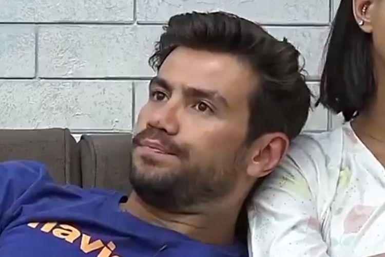 O cantor sertanejo Mariano - Reprodução: TV Record