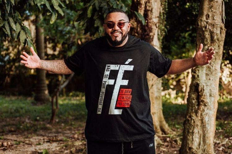 O cantor Tiee - Reprodução: Instagram