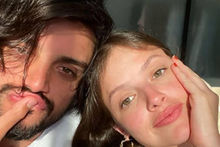Rodrigo Simas fala sobre a primeira vez com Agatha Moreira: ''Brochei'' - Foto: Reprodução/Instagram@simasrodrigo