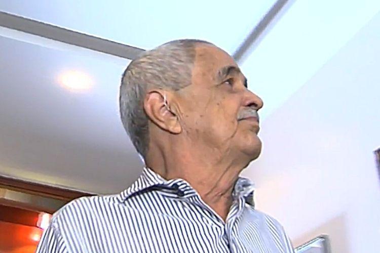 Seu Francisco - Reprodução: TV Globo