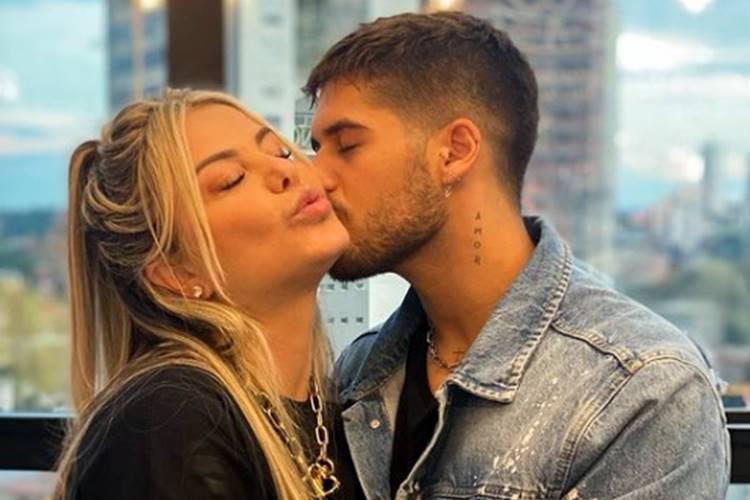 Virginia e Zé Felipe - Foto: Reprodução/Instagram@zefelipecantor