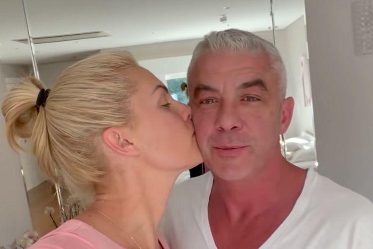 Ana Hickmann e o marido - Reprodução: YouTube