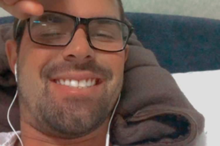 Do hospital, Bruno Miranda, o Borat de 'Amor & Sexo', faz vídeo: ''Agradecer por estar vivo'' - Foto: Reprodução/Instagram