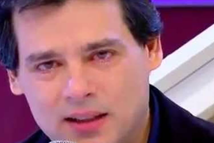 Celso Portiolli lamenta morte de humorista Luiz Carlos Ribeiro, o 'Rodela' - Foto: Reprodução/SBT