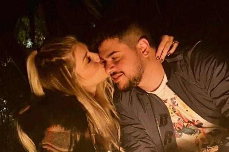 Cristiano e a esposa - Reprodução: Instagram