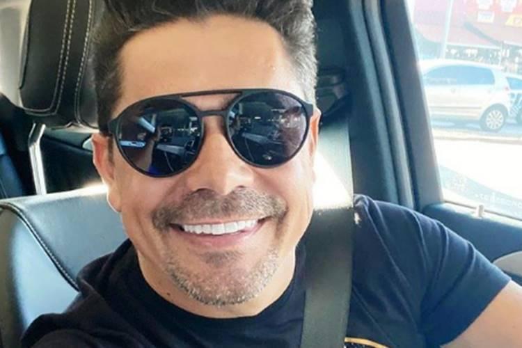 Ex de Maraisa, cantor Fabricio Marques, é internado com grave doença - Foto: Reprodução/Instagram