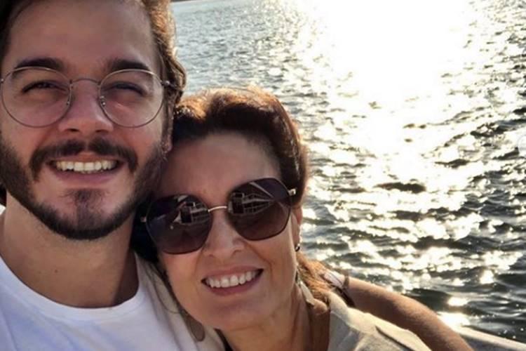 Fátima Bernardes elogia organização do namorado: ''Deixou tudo arrumadinho'' - Foto: Reprodução/Instagram