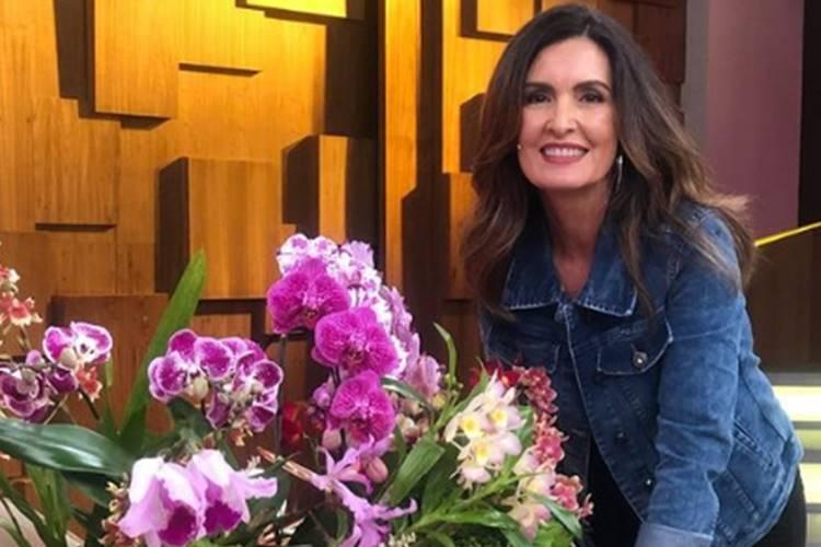Fátima Bernardes- Foto: Reprodução/Rede Globo, programa 'Econtro'