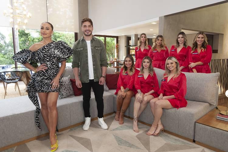 Game dos Clones com Lucas Viana (Antonio Chahestian/Record TV)
