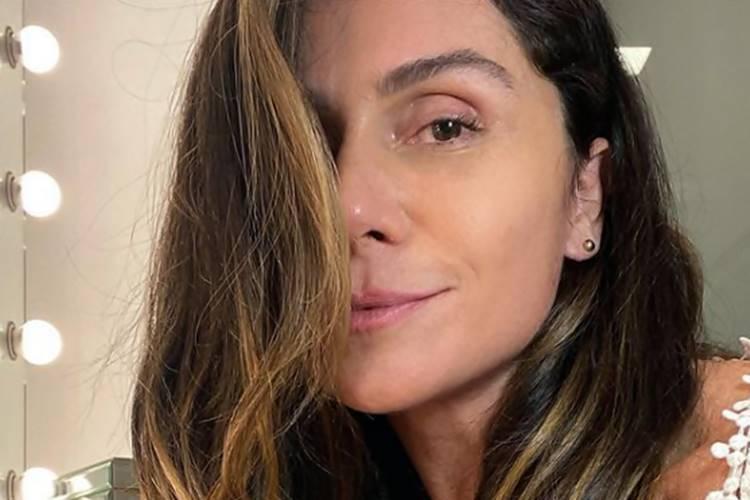 Após Giovanna Antenelli ser diagnosticada com Covid-19, gravação de novela das 19h é suspensa - Foto: Reprodução/Instagram