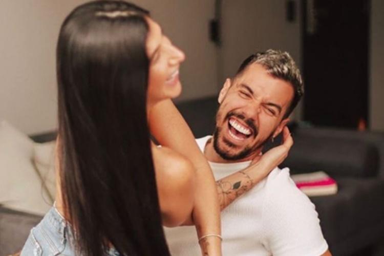 A Fazenda 12: Noiva de Lipe Ribeiro fala sobre pedido de casamento do peão dentro do reality - Foto: Reprodução/Instagram