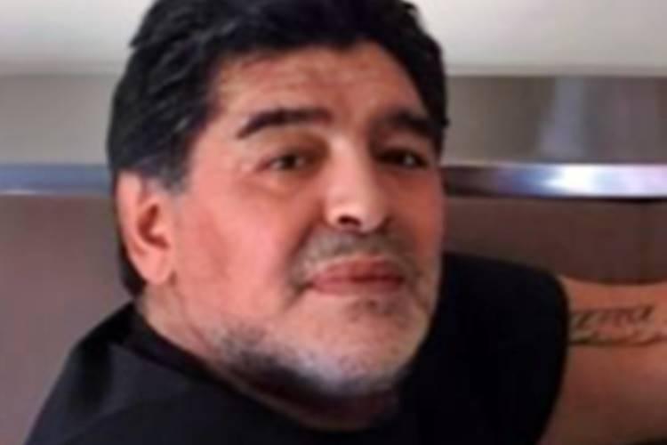 Amigo de ídolo do futebol argentino revela que Maradona estava deprimido nos últimos meses  - Foto: Reprodução/Instagram@maradona