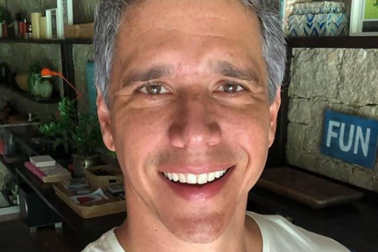 Marcio Garcia relata melhora do pai, diagnosticado com Covid-19 - Foto: Reprodução/Instagram
