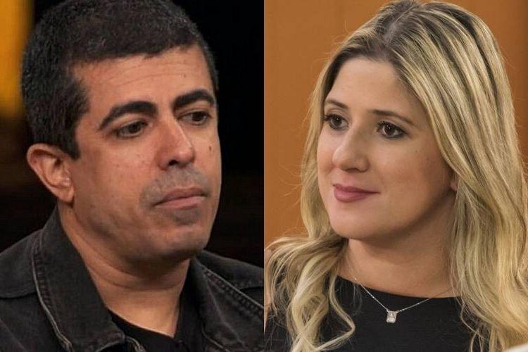 Marcius Melhem e Dani Calabresa - Reprodução: TV Globo