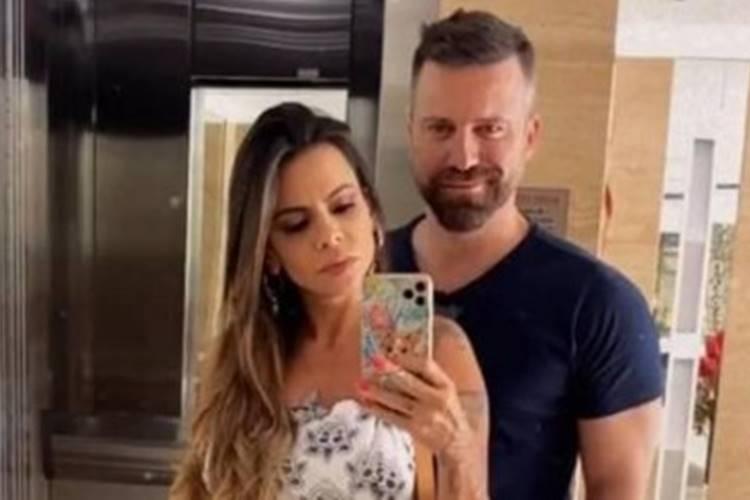Grávida, atual de Marlon se defende: ''Não roubei marido de ninguém'' - Foto: Reprodução/Instagram