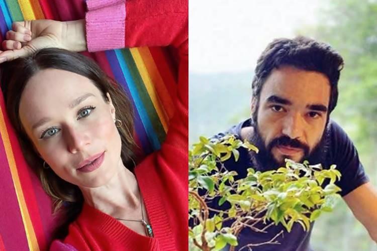 Mariana Ximenes revela que perdeu virgindade com Caio Blat: ''Não foi nada planejado'' - Foto: Reprodução/instagram/Montagem Área VIP