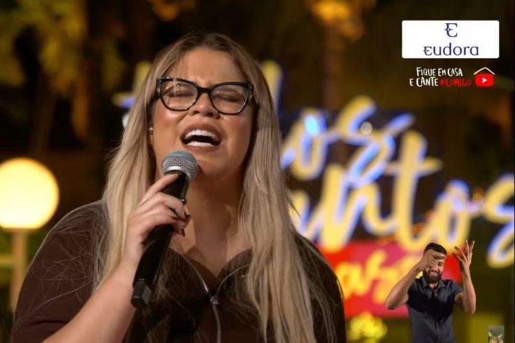 A live Todos Os Cantos de Marília Mendonça - Reprodução: YouTube