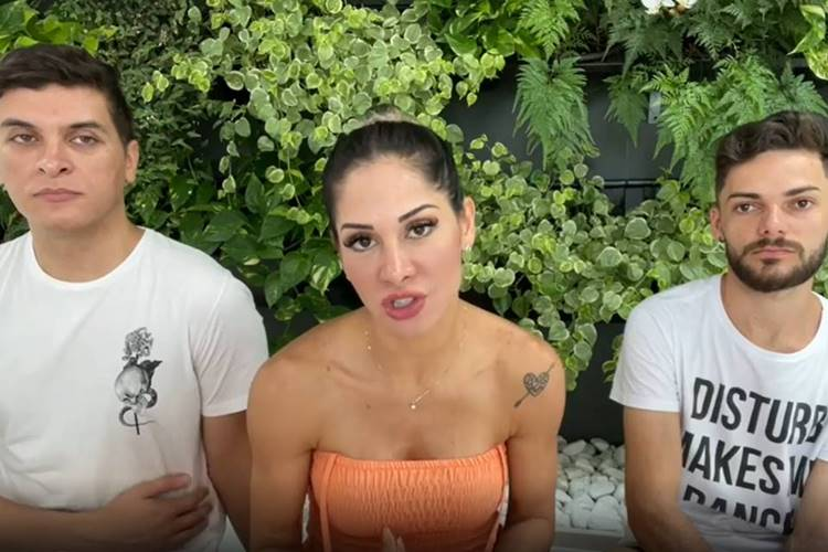 Mayra Cardi apoia amigos vítima de homofobia: ''Gays não entram no céu'' - Foto: Reprodução/Instagram