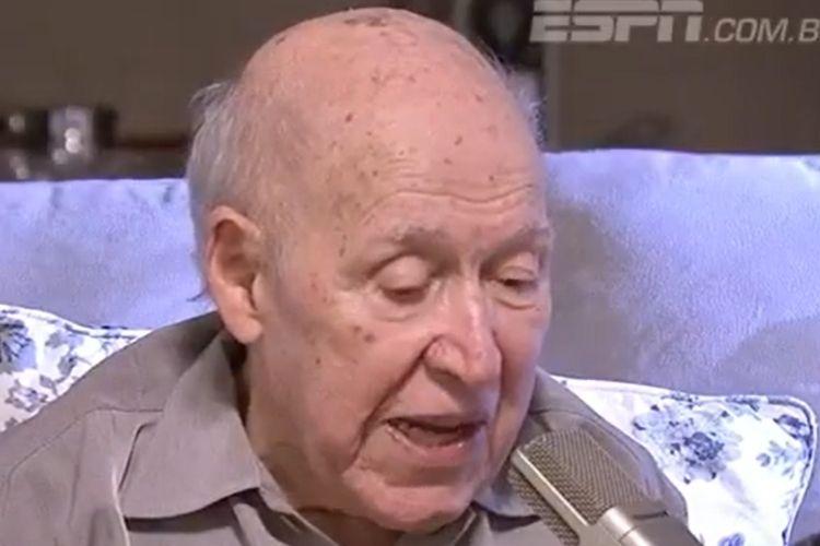 O jornalista Orlando Duarte - Reprodução: ESPN Brasil