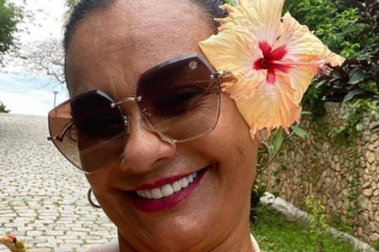 Solange Couto explica motivo de ter se mudado para o Retiro dos Artistas - Foto: Reprodução/Instagram
