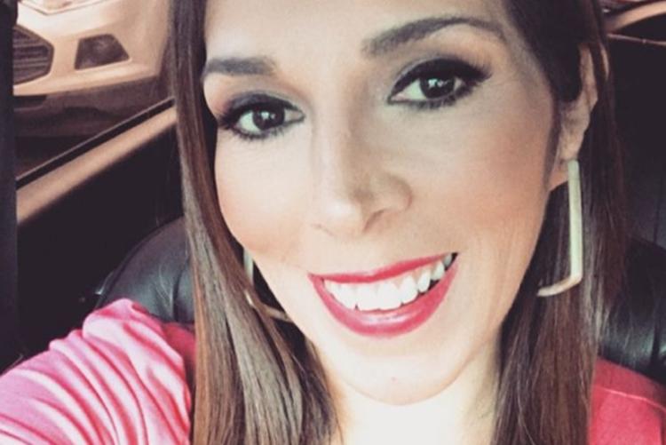 Tania Plácido foto reprodução Instagram