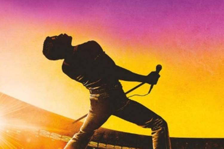 Filme Bohemian Rhapsody' sobre a história de Freddie Mercury (TV Globo)