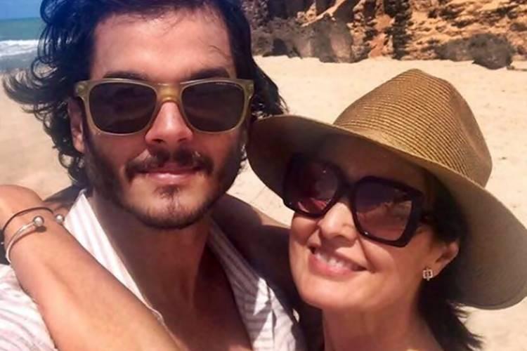 Após Fátima Bernardes ser diagnosticada com Câncer no útero, Túlio Gadelha também descobre doença - Foto: Reprodução/Instagram