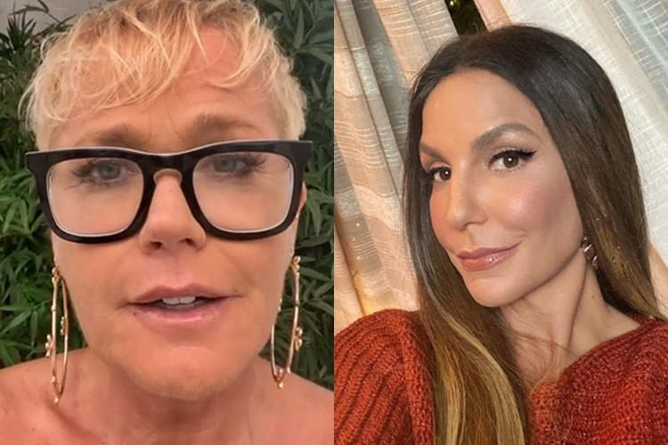 Após críticas a rugas de Xuxa, Ivete Sangalo elogia apresentadora: ''Você é muito da lindinha'' - Foto: Reprodução/Instagram/Montagem Área VIP