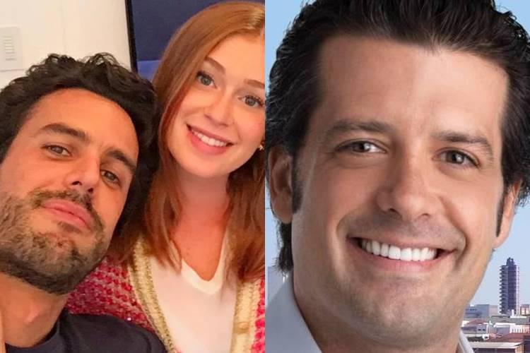 Marina Ruy Barbosa tinha encontros com o novo namorado enquanto ainda era casada, diz colunista