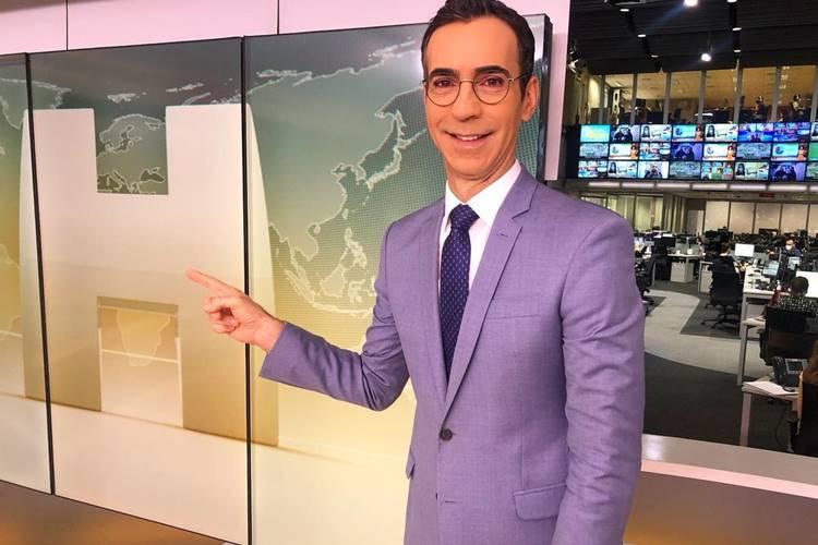 Jornalista César Tralli recusa proposta milionária, entenda