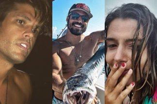 Após Caio Castro aglomerar em Noronha, Dado Dolabella critica galã e detona Giovanna Lancellotti - Foto: Reprodução/Instagram/ Montagem Área VIP