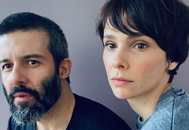 Débora Falabella e Gustavo Vaz anunciam fim da relação