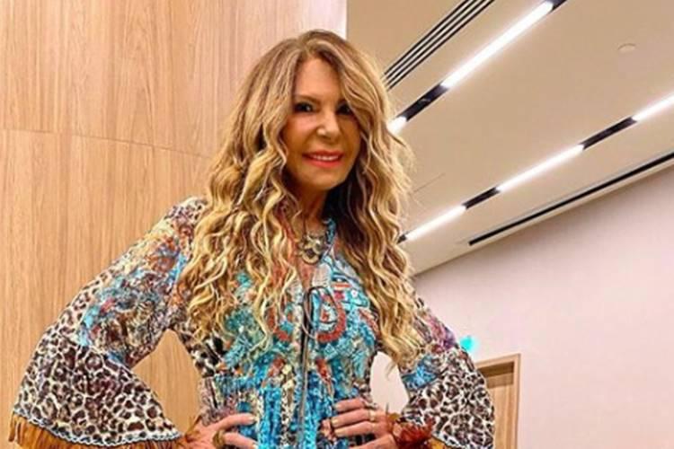 Elba Ramalho é criticada por participar de aglomeração, mas cantora diz estar imune à Covid - Foto: Reprodução/Instagram