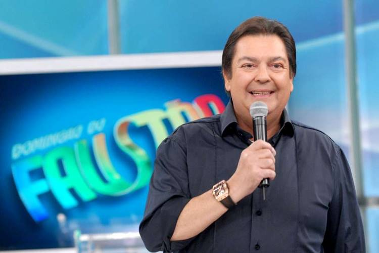 Salário de Faustão na Rede Globo é revelado, saiba quanto o apresentador ganha! - Foto: Reprodução/Rede Globo