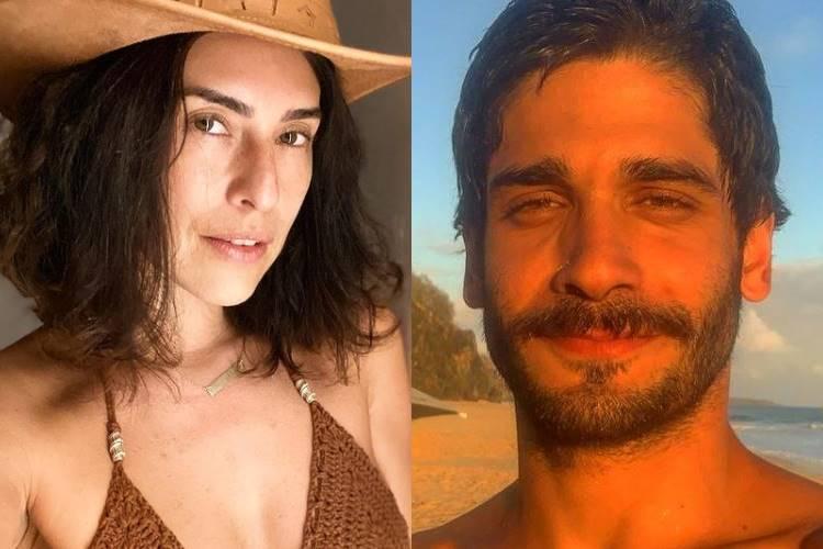 Fernanda Paes Leme vive novo romance - saiba com quem! - Foto: Reprodução/Instagram/Montagem Área VIP
