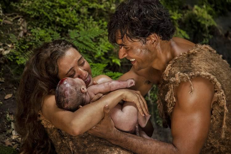 Gênesis - Adão e Eva - Nasce Caim (Edu Moraes/Record TV)