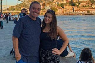 Assim como o pai, filha de Gugu Liberato pensa em trabalhar com TV - Foto: Reprodução/Instagram
